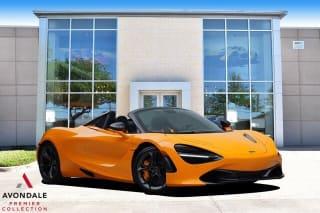 2020 McLaren 720S Spider Base
