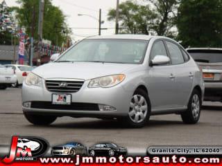 2009 Hyundai Elantra GLS