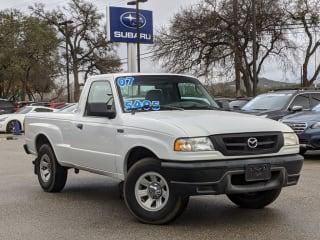 2007 Mazda B-Series Truck