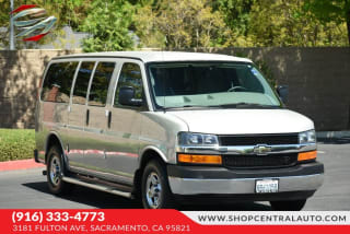 2008 Chevrolet Express Passenger LS 1500