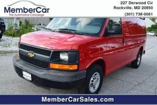 2014 Chevrolet Express Cargo 2500