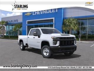 2021 Chevrolet Silverado 2500HD Work Truck