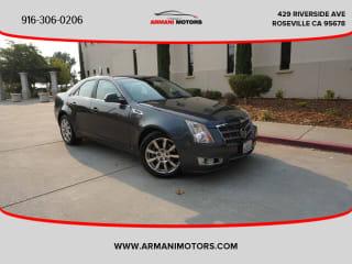 2009 Cadillac CTS 3.6L DI