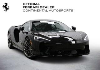 2021 McLaren GT Coupe RWD