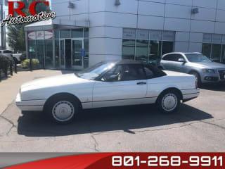 1990 Cadillac Allante