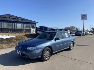 1997 Oldsmobile Cutlass Base