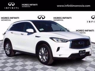 2021 Infiniti QX50 Essential