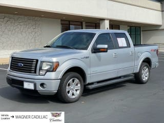 2012 Ford F-150 FX2