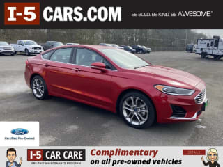 2020 Ford Fusion SEL