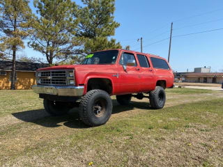 1985 Chevrolet Suburban K10
