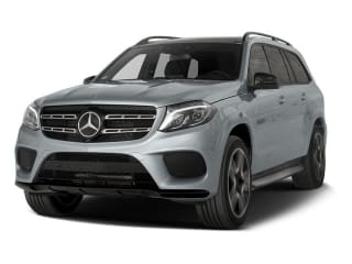 2017 Mercedes-Benz GLS GLS 550