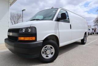 2020 Chevrolet Express Cargo 2500