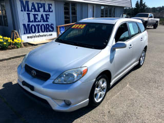 2005 Toyota Matrix XR