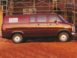 1995 Chevrolet Chevy Van Base