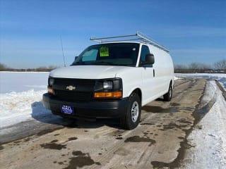 2013 Chevrolet Express Cargo 2500