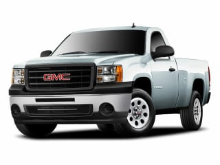 2009 GMC Sierra 1500 Work Truck