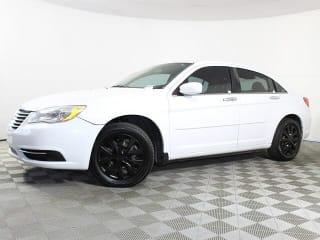 2011 Chrysler 200 LX