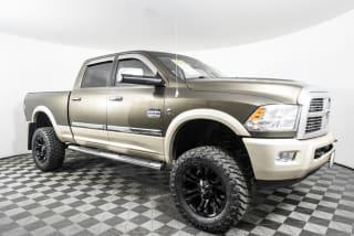 2011 Ram Pickup 2500 Laramie