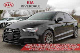 2017 Audi S3 2.0T quattro Prestige