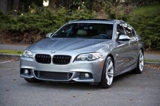 2015 BMW 5 Series 535d xDrive