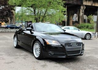 2009 Audi TT 2.0T quattro