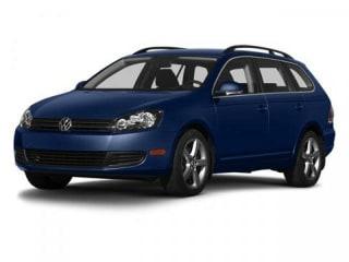 2013 Volkswagen Jetta SportWagen S PZEV