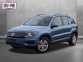 2017 Volkswagen Tiguan 2.0T Limited S 4Motion