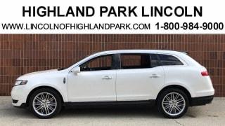 2018 Lincoln MKT Reserve