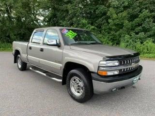2002 Chevrolet Silverado 1500HD LS