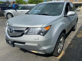 2009 Acura MDX SH-AWD