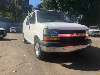 2007 Chevrolet Express Cargo 3500