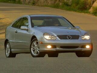 2002 Mercedes-Benz C-Class C 230 Kompressor