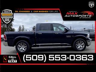 2016 Ram Pickup 1500 Laramie Longhorn