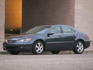 2006 Acura RL SH-AWD w/Navi