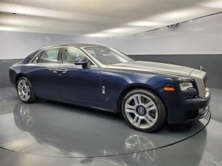 2018 Rolls-Royce Ghost Series II Base
