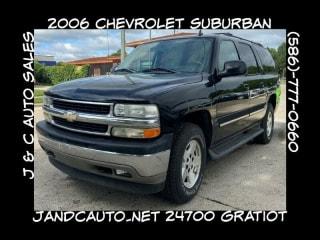 2006 Chevrolet Suburban LS 1500