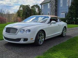 2011 Bentley Continental GTC GT