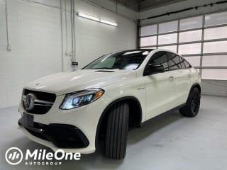 2017 Mercedes-Benz GLE AMG GLE 63 S