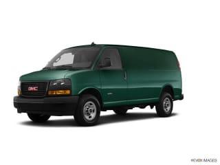 2019 GMC Savana Cargo 2500