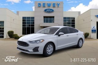 2020 Ford Fusion S