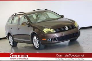 2011 Volkswagen Jetta SportWagen TDI