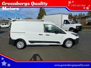 2018 Ford Transit Connect Cargo