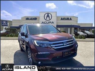 2018 Honda Pilot EX-L w/Honda Sensing