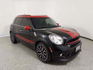 2015 MINI Countryman John Cooper Works ALL4