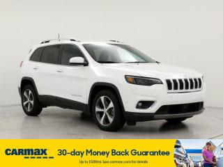 2020 Jeep Cherokee Limited