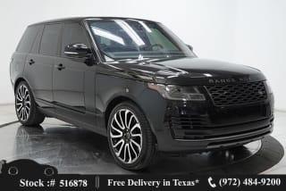 2019 Land Rover Range Rover Base