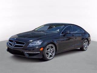 2012 Mercedes-Benz CLS CLS 63 AMG