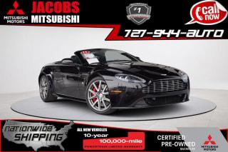2011 Aston Martin V8 Vantage S Roadster