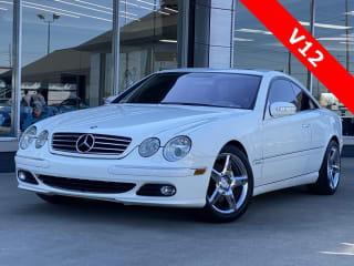 2005 Mercedes-Benz CL-Class CL 600