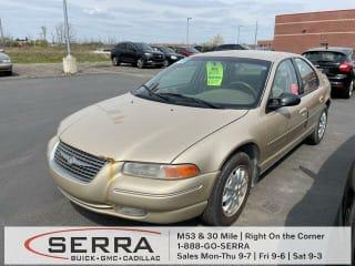 1999 Chrysler Cirrus LXi